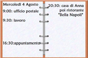 Italian irregular passato prossimo: investigate on Mr. Rossi's day
