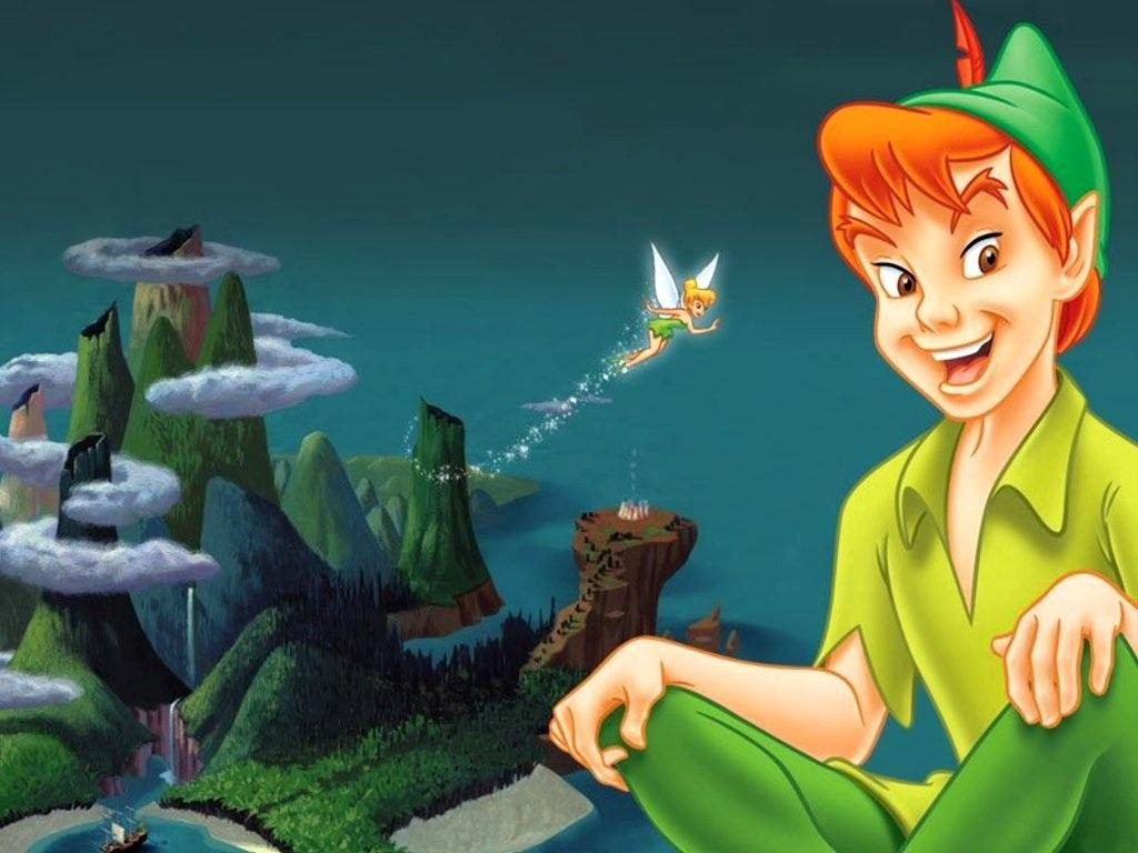 Learn Italian with songs and fairytales: Peter Pan!
