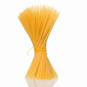 Give instructions in Italian using the imperative mood and pronouns: spaghetti all'amatriciana