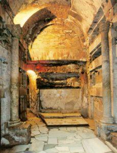 cripta-papi-san-callisto-italiano-l2-esercizio